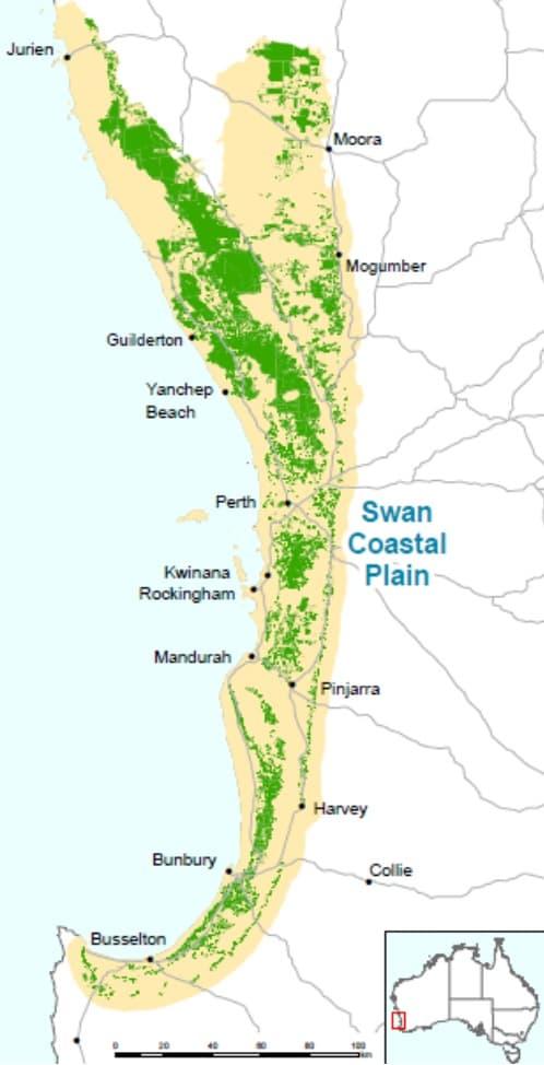 Swan Coastal Plain