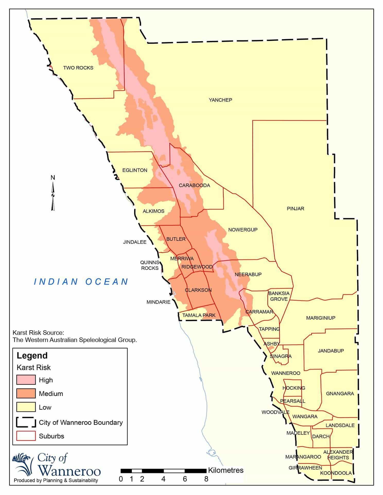 Karst Landforms and Planning Approvals