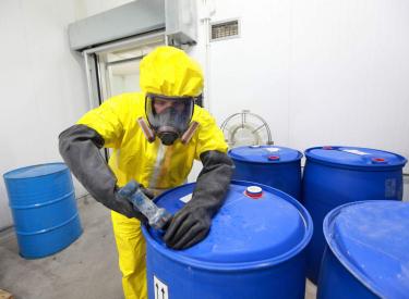 Industrial waste management with Aurora Environmental
